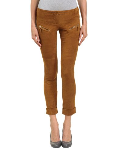 JEROME DREYFUSS - Leather pants