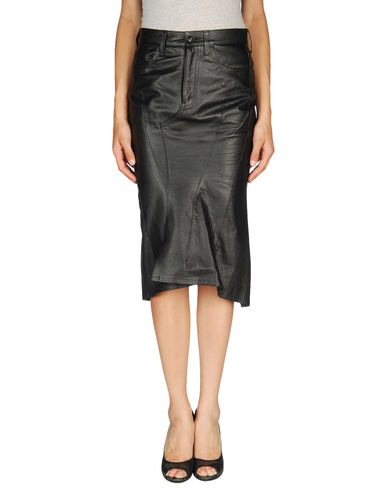 JUNYA WATANABE COMME des GAR&#199;ONS - Leather skirt