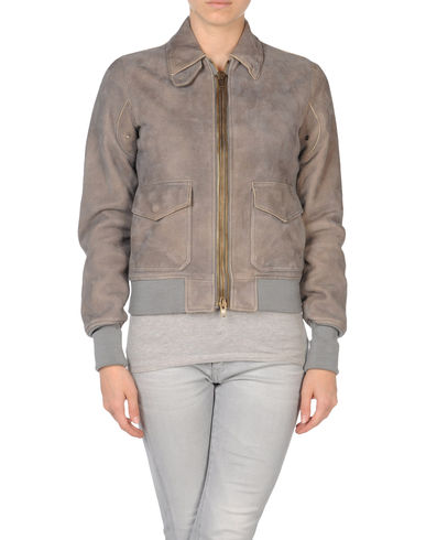 AVIREX for COLLECTION PRIVĒE? - Leather outerwear