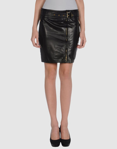 WHO*S WHO - Leather skirt
