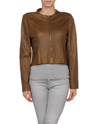 SHARON WAUCHOB - Leather outerwear