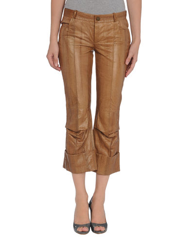 ALEXANDER MCQUEEN - Leather pants