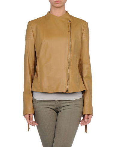 MICHALSKY - Leather outerwear