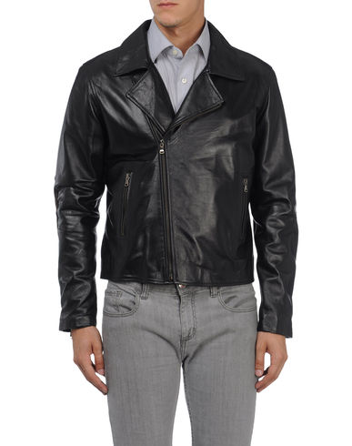 FDN - Leather outerwear
