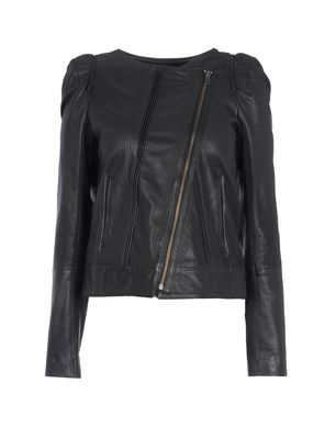 Leather outerwear Women's - VANESSA BRUNO