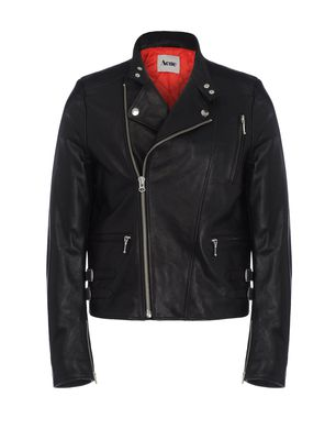 Leather outerwear Men's - ACNE
