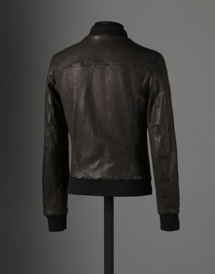 NAPPA LEATHER JACKET   - Leather outerwear - Dolce&Gabbana - Winter 2016