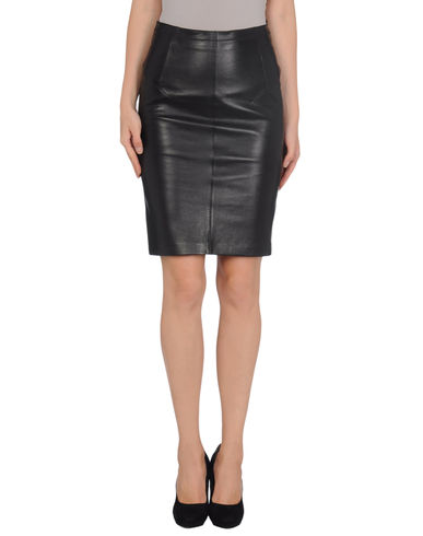 MUS - Leather skirt