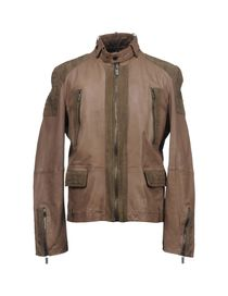 KENZO - Leather outerwear