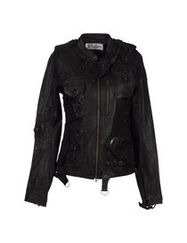 SHARE SPIRIT - Leather outerwear
