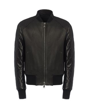 Leather outerwear Men's - NEIL BARRETT
