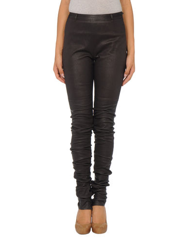 MAISON MARTIN MARGIELA 1 - Leather trousers
