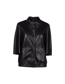 AKRIS - Leather outerwear