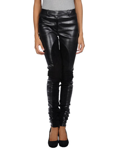 MATTHEW WILLIAMSON - Leather trousers