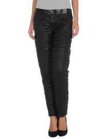 VERSACE - Leather pants
