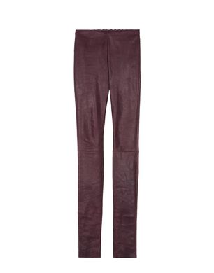 Leather trousers Women's - HAIDER ACKERMANN