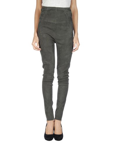 ISABEL MARANT - Leather trousers