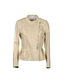 MIU MIU - Leather outerwear