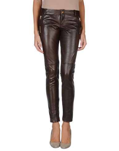 SIVIGLIA - Leather pants