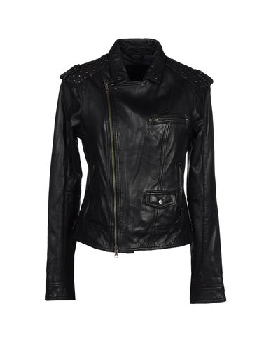 JAGGER & EVANS - Leather outerwear