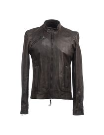 JEY COLE MAN - Leather outerwear