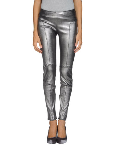 FAITH CONNEXION - Leather pants