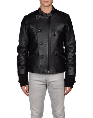 ALEXANDER WANG - Leather outerwear