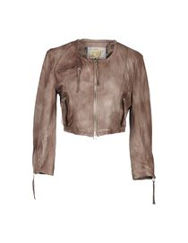 VINTAGE DE LUXE - Leather outerwear