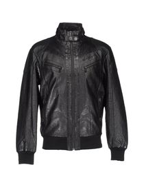 KARL KANI - Leather outerwear