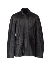 FULL CIRCLE - Leather outerwear