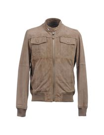 ELEVENTY - Leather outerwear