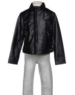 DKNY Leather outerwear $ 280.00