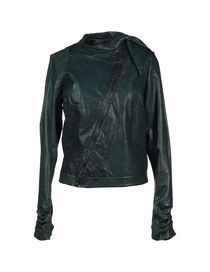 ANNE VALERIE HASH - Leather outerwear