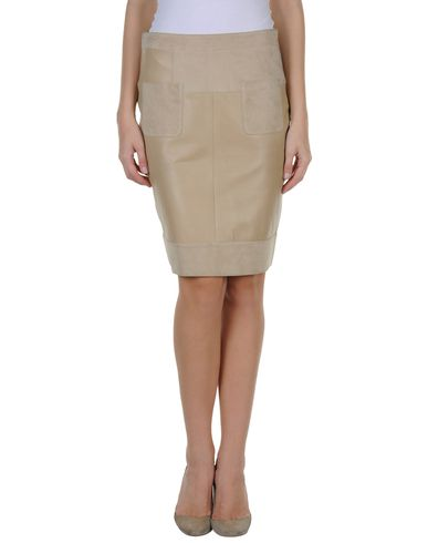 SEE BY CHLO&#201; - Leather skirt