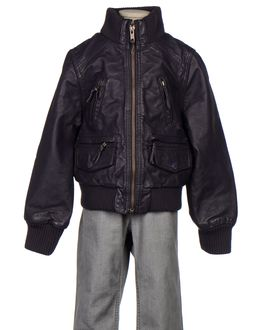PEPE JEANS Leather outerwear $ 132.00