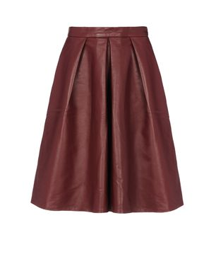 Leather skirt Women's - PATRIK ERVELL
