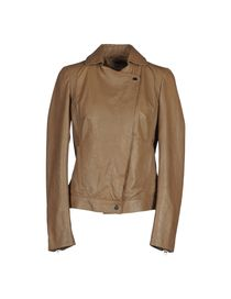 VIOLANTI - Leather outerwear