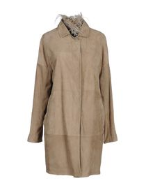 BRUNELLO CUCINELLI - Leather outerwear