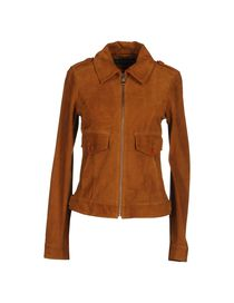 VENT COUVERT - Leather outerwear