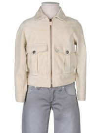 I PINCO PALLINO I&S CAVALLERI - Leather outerwear