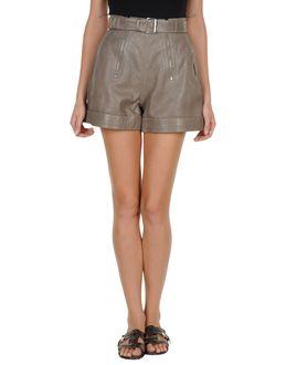 Pantalones de piel - CARVEN EUR 397.00