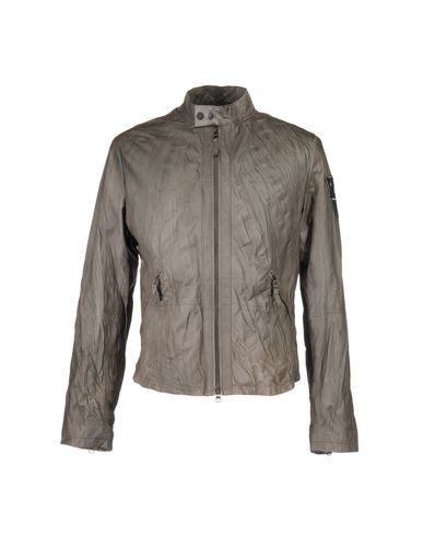 ARMANI JEANS - Leather outerwear