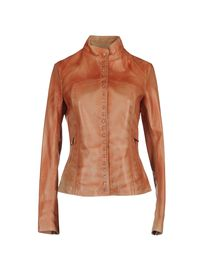 ADELE FADO - Leather outerwear