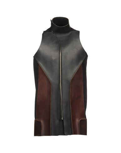 RICK OWENS - Leather outerwear