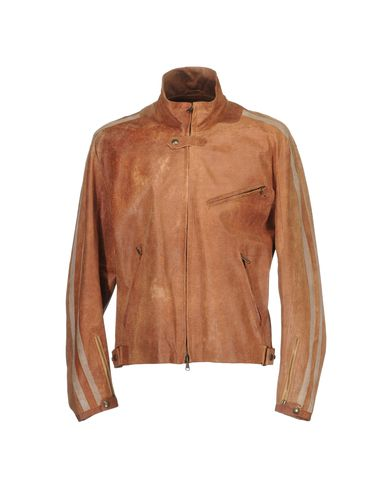 ANDREA D'AMICO - Leather outerwear