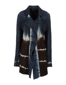 ROBERTO CAVALLI - Mid-length jacket