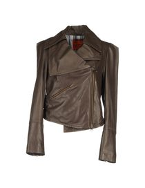 VIVIENNE WESTWOOD RED LABEL - Leather outerwear