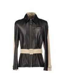 MAISON MARTIN MARGIELA 10 - Leather outerwear