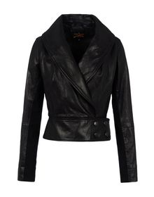Leather outerwear - VIVIENNE WESTWOOD ANGLOMANIA