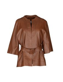 CHRISTIAN DIOR - Leather outerwear